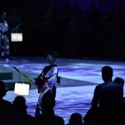 Tokija2020: Noslēguma ceremonija. Foto: LOK/ Ilmārs Znotiņš